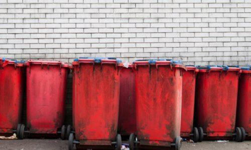 Gottes Geist wohnt auch zwischen Mülltonnen